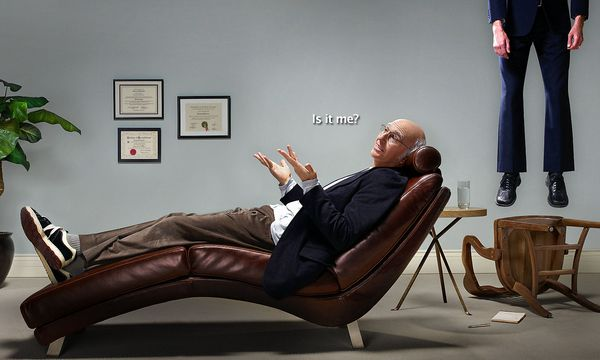 "Larry David in ""Curb Your Enthusiasm""  / Bild: HBO"