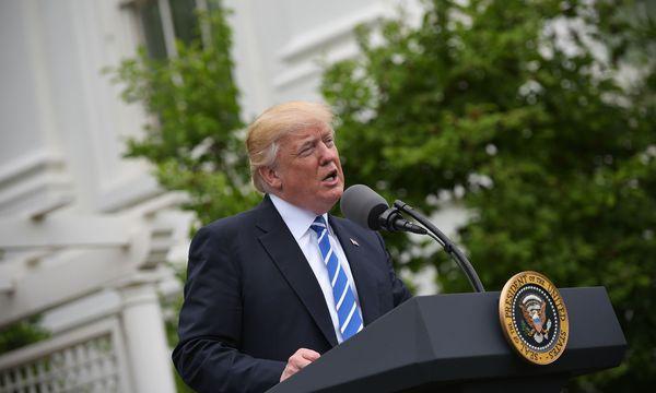 US-Präsident Donald Trump / Bild: (c) APA/AFP/MANDEL NGAN