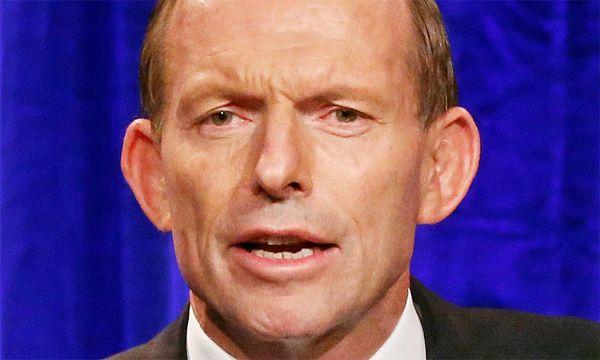 Tony Abbott  / Bild: REUTERS/David Gray