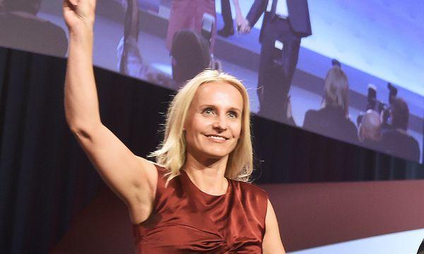 Eveline Steinberger-Kern / Bild: APA/HANS PUNZ