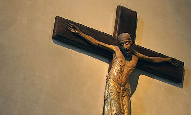 Kruzifix im Klassenzimmer