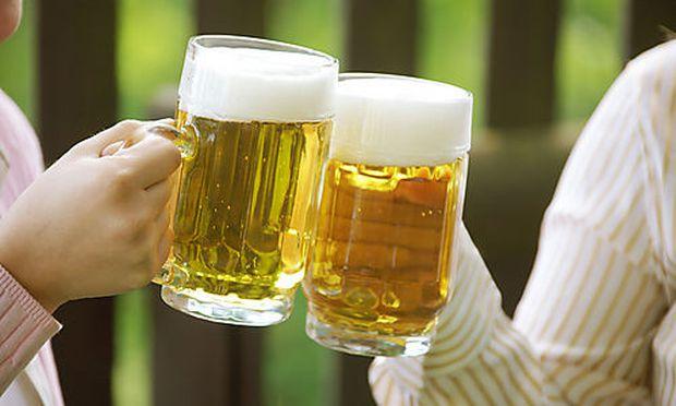 Symbolfoto: Bier