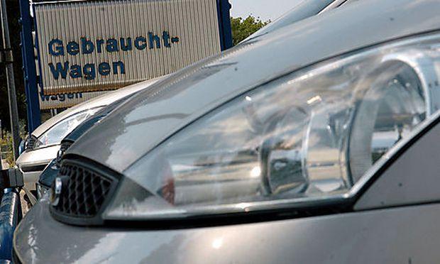 Co2 Steuer Für Ausländische Gebrauchtwagen Fällt Diepressecom