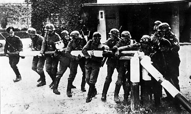 Archivbild: Wehrmachtssoldaten