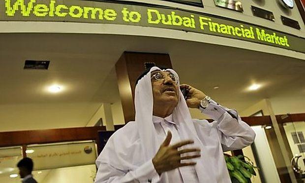 Dubai in Geldnot