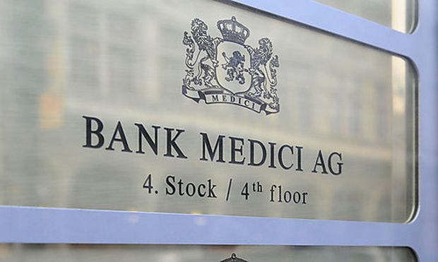MEDICI Bank, Operngasse, Wien  Photo: Michaela Bruckberger