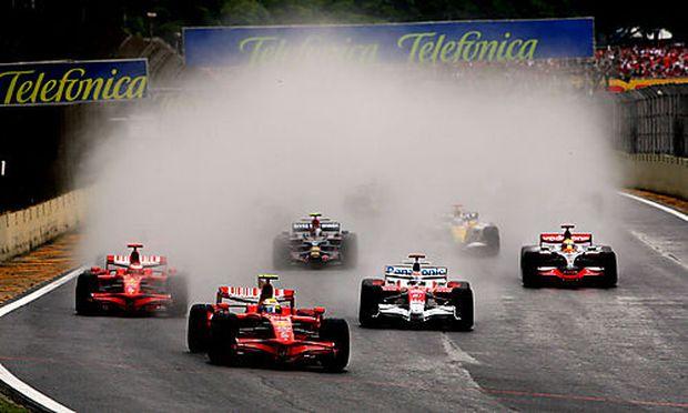 FORMEL 1 - Grand Prix Brasilien