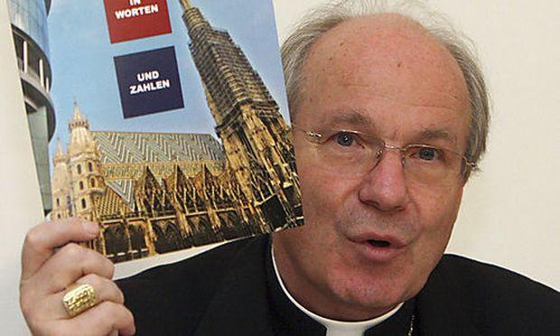 Kardinal Schönborn präsentiert die Ergebnisse der Herbstvollversammlung der heimischen Bischöfe