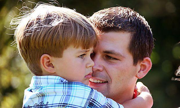 Verhaltensforschung Ein Mann Wie Der Papa Eine Frau Wie Die Mama