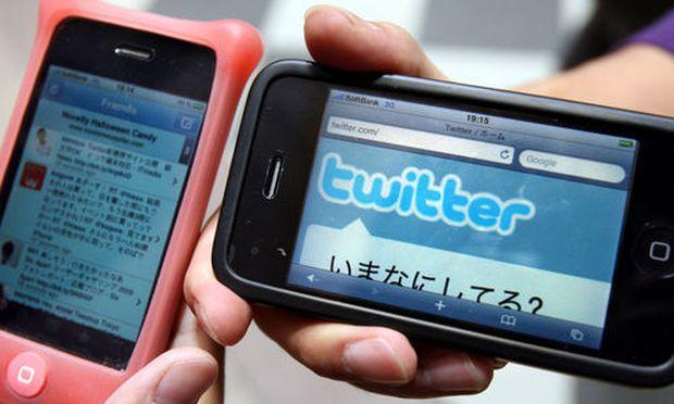 Twitter auf dem iPhone