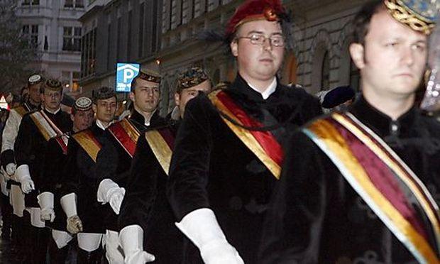 Totengedenken des Wiener Korporationsringes