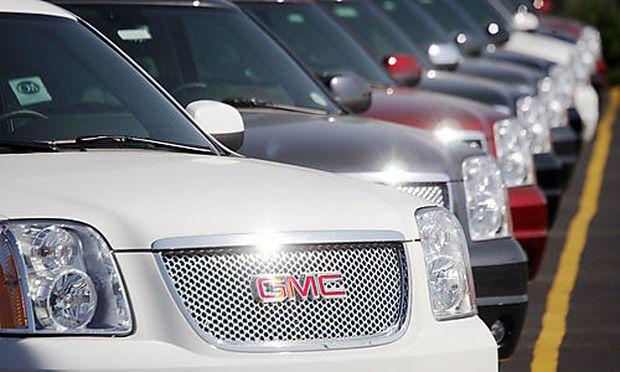 Krise bei US-Autoproduzenten