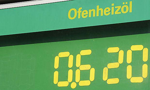 Tankstelle Ofenheiz�l
