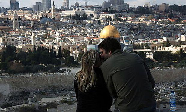 ISRAEL PALESTINIANS JERUSALEM