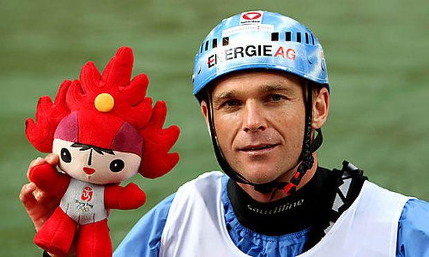 Einer von 72 österreichischen Athleten: Trotz verpasster Norm ist Helmut Oblinger (Kanu) dabei.