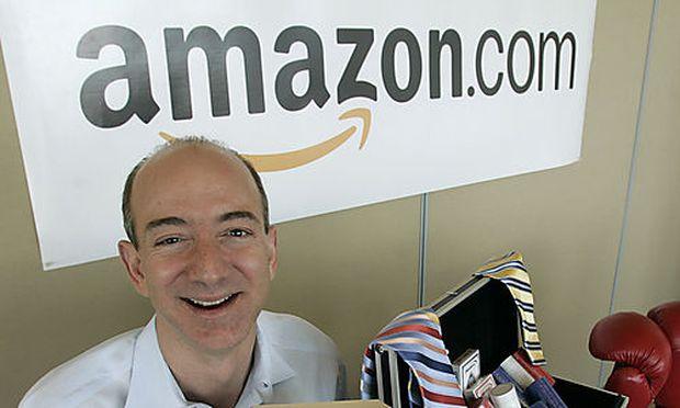 Amazon-Gründer Bezos