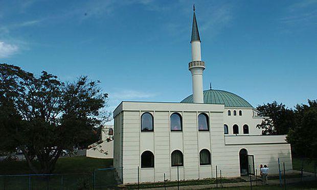Moschee in Wien-Brigittenau