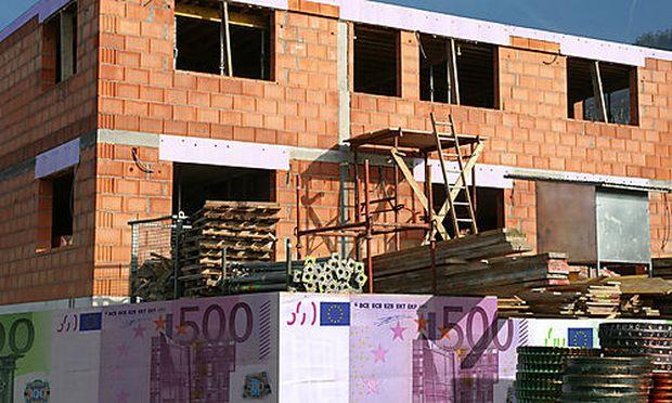 Hohe Zinsen belasten Häuselbauer - Kreditraten steigen « DiePresse.com