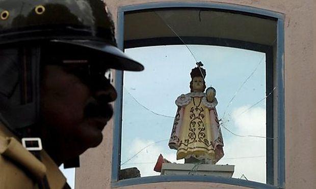 In Indien gab es in den vergangenen Wochen blutige Auseinandersetzungen zwischen Christen und Hindus.