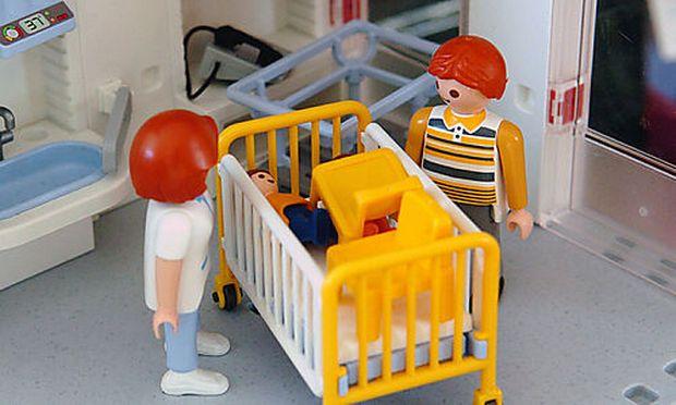 Themenbild: Spital, Krankenhaus, Krankheit, Gesundheit, Arzt Foto: Clemens Fabry