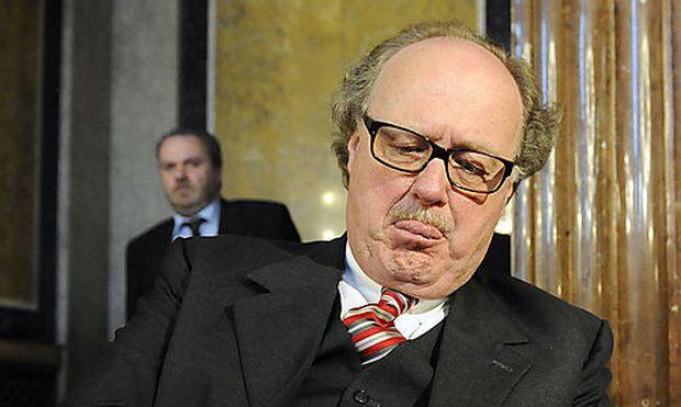 Der Waffenlobbyist Alfons Mensdorff-Pouilly