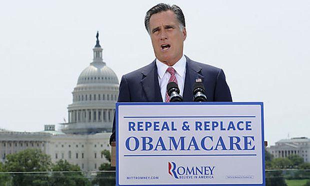 Die Republikaner wollen weiter gegen die Gesundheitsreform von US-Präsident Barack Obama vorgehen