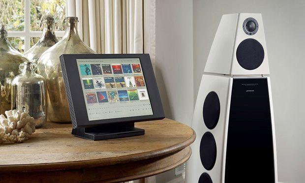 Der Streaming- Dienst Tidal nutzt als erster das von Meridian Audio entwickelte MQA.