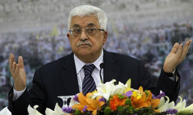 Abbas kleinerem Gebietstausch Israel