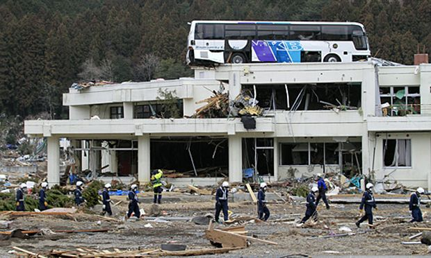 Symbolbild Japan Erdbeben