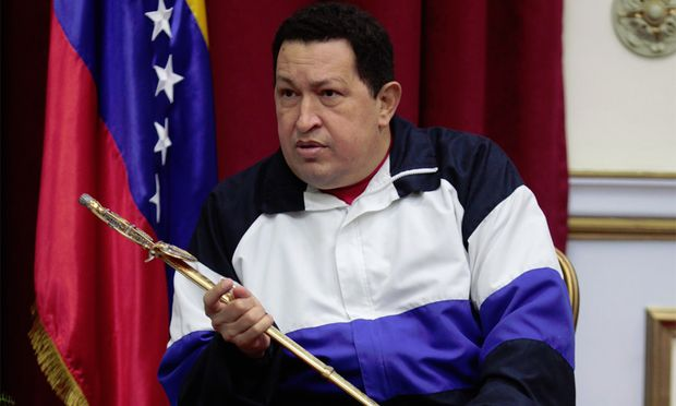 Venezuela Chavez Kuba operiert