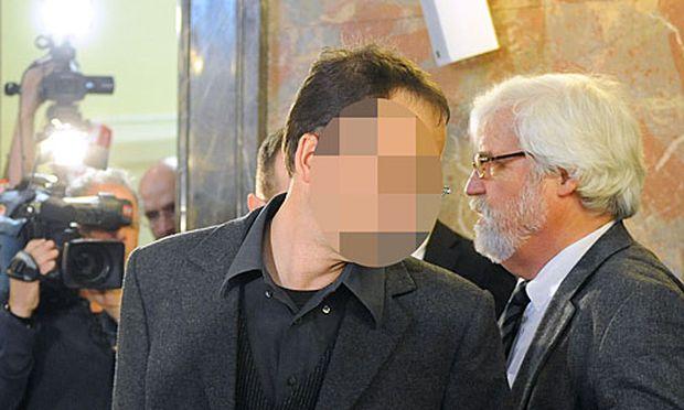 Großes Medieninteresse beim Prozess-Auftakt in Salzburg.