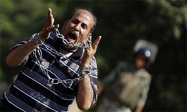 Chaos aegypten Verfassungsgericht loest