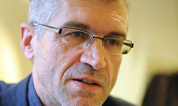 Harald Walser, Bildungssprecher der Gr�nen  Foto: Clemens Fabry