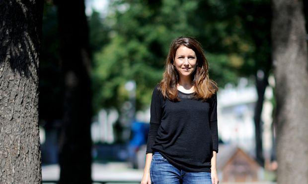 """Regisseurin Tanja Mairitsch hat ihren Kurzfilm """"Lacrimosa"""" teils auch unter Wasser gedreht."""