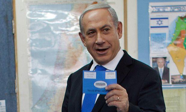 Israel waehlt neues Parlament