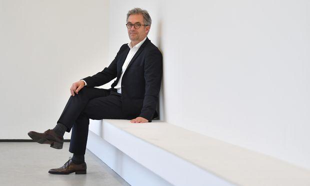 Der Deutsche Thomas Sadowsky (56) ist neuer Direktor am Mönchsberg. Zuvor leitete er das Kirchner-Museum in Davos.