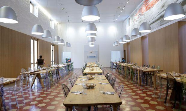 Ambrosiana: Das erste Refettorio befindet sich in Mailand.
