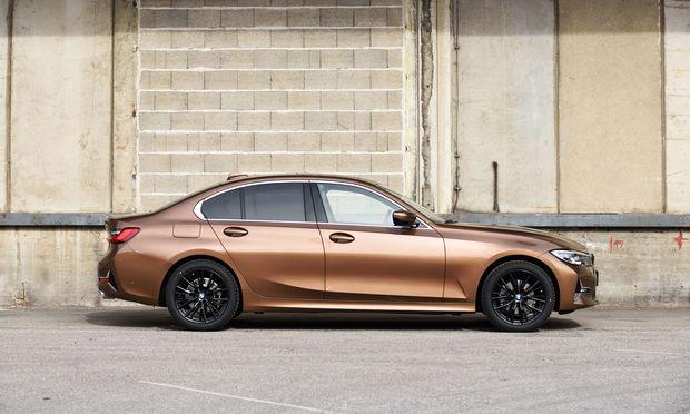 Die klassische Limousine – und ja, auch der Dieselmotor – als Kulturleistung: neuer BMW 3er, hier als 320d x-Drive.