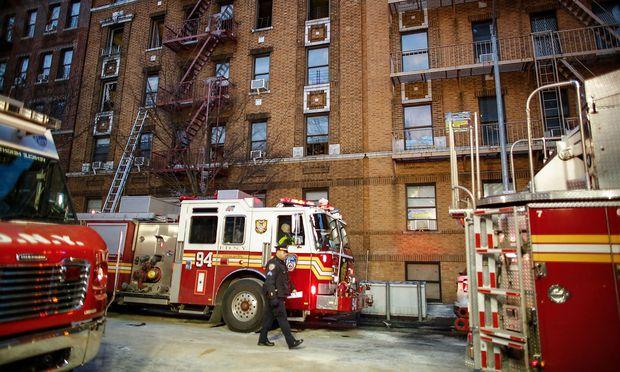Es waren rund 170 Feuerwehrmänner im Einsatz.
