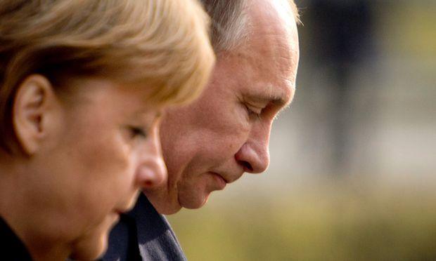 Diplomatischer Eklat Merkels Besuch