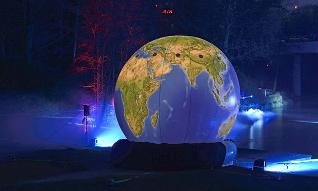 Symboldbild Weltkugel