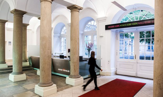 Inside The Wiener Boerse AG Stock Exchange