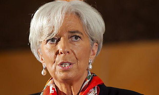 IFW-Chefin Christine Lagarde