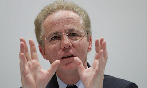 Industrie-Präsident Georg Kapsch