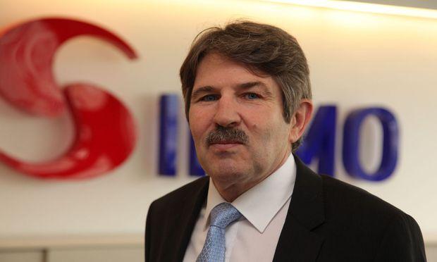 s-Immo-Chef Ernst Vejdovszky: Dreier-Konsolidierung gäbe Sinn