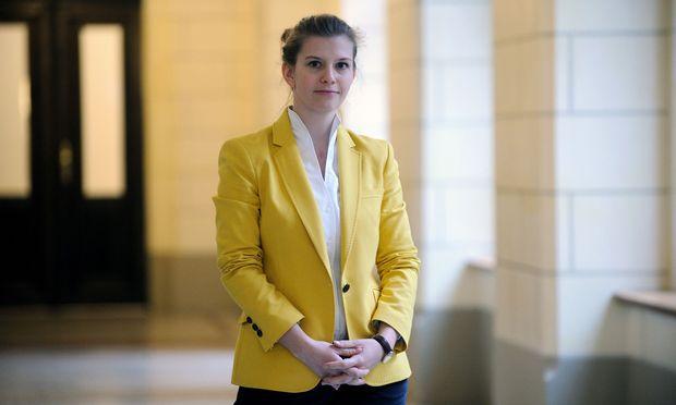 ÖVP-Wien-Klubchefin Elisabeth Olischar