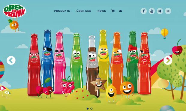 Website von Dreh und Trink