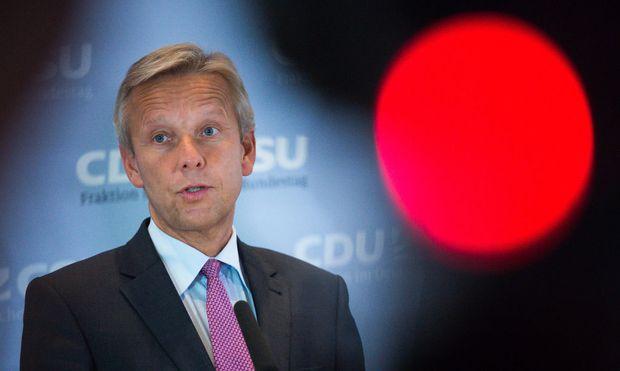 ÖVP-Klubobmann Reinhold Lopatka