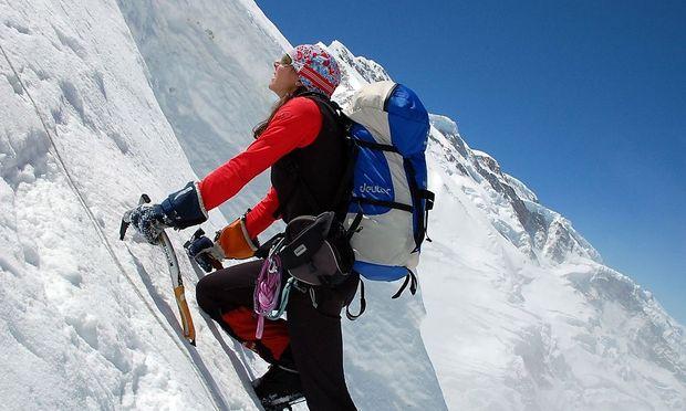 Bergsteigerinnen