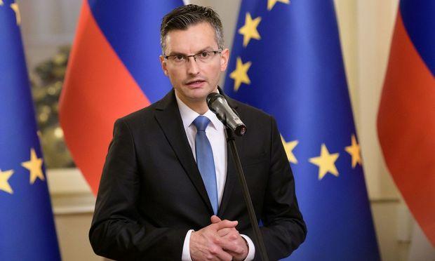 Neo-Premier Marjan Šarec
